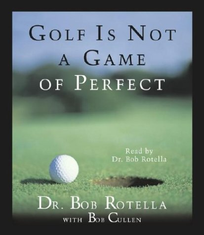 9780743508094: Golf Is Not a Game of Perfect