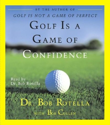 9780743508100: Golf Is a Game of Confidence