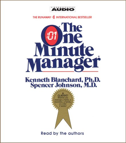 9780743509176: The One Minute Manager