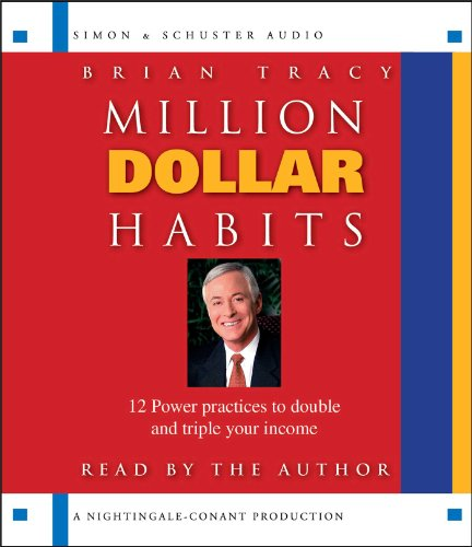 9780743509343: Million Dollar Habits: 12 Power Practices to Double and Triple Your Income