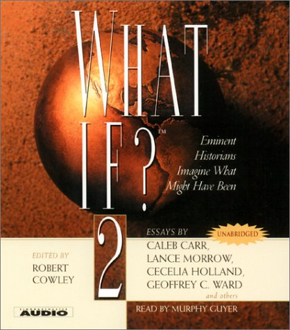 9780743509367: What if? (What If...(Simon & Schuster Audio))