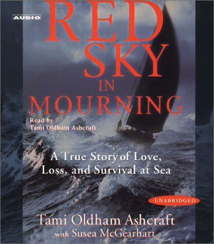 9780743509572: Red Sky In Mourning: The True Story of a Woman's Courage and Survival at Sea