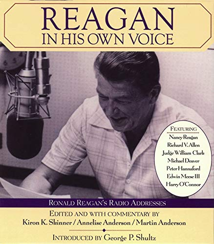 9780743509855: Reagan In His Own Voice