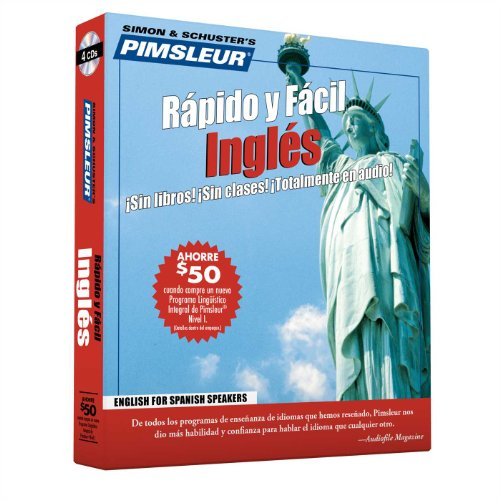 Rapido Y Facil Ingles: Pimsleur Language Programs