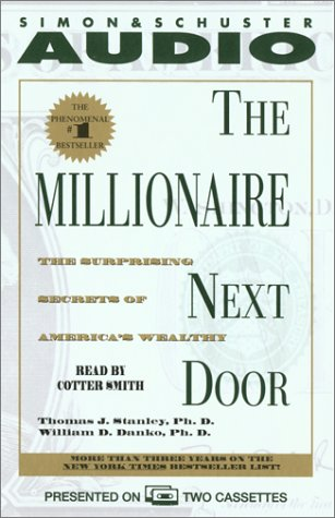 9780743517812: The Millionaire Next Door: The Surprising Secrets Of America's Wealthy