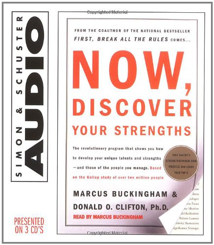 9780743518147: Now, Discover Your Strengths