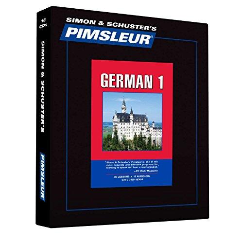 9780743518369: Pimsleur Language Program: German I