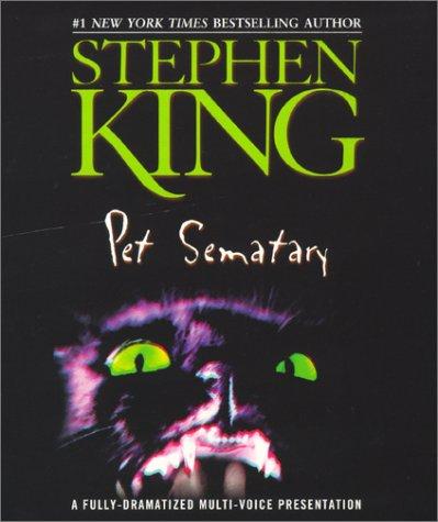 9780743518444: Pet Sematary (BBC Radio Presents)