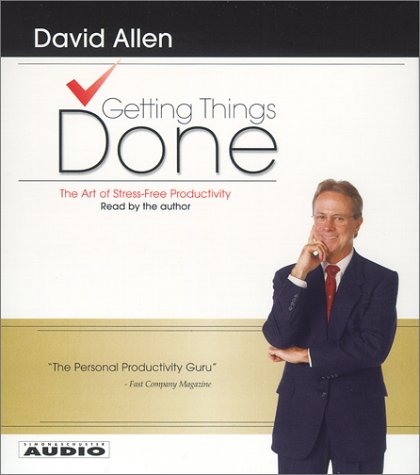 9780743520348: Getting Things Done: The Art of Stress-Free Productivity