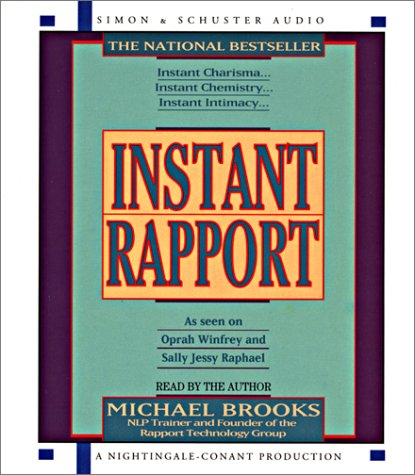 9780743520706: Instant Rapport