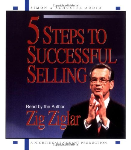 9780743520713: 5 Steps To Successful Selling