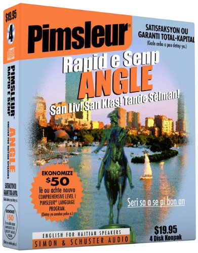 Pimsleur Rapid e Senp Angle English For: Pimsleur Language Programs