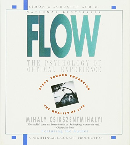 9780743525046: Flow: The Psychology Of Optimal Experience
