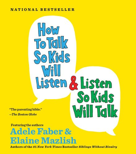 9780743525084: How to Talk So Kids Will Listen... and Listen So Kids Will Talk: 1 Spoken Word CD, 1 Hour