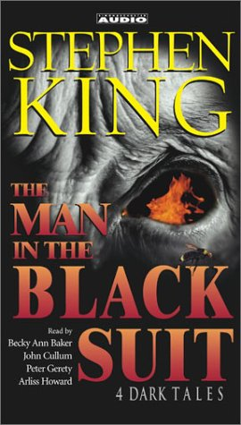 9780743525848: The Man in the Black Suit: 4 Dark Tales
