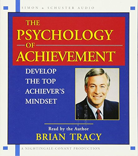 9780743526586: The Psychology of Achievement