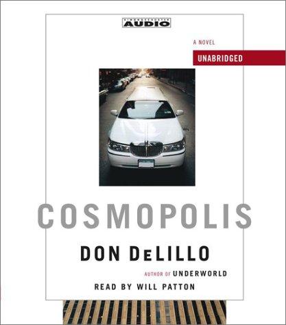 9780743528498: Cosmopolis: A  Novel