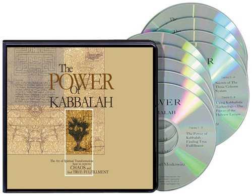 9780743528627: The Power of Kabbalah: The Art of Spiritual Transformation, How to Remove Chaos and Find True Fulfillment