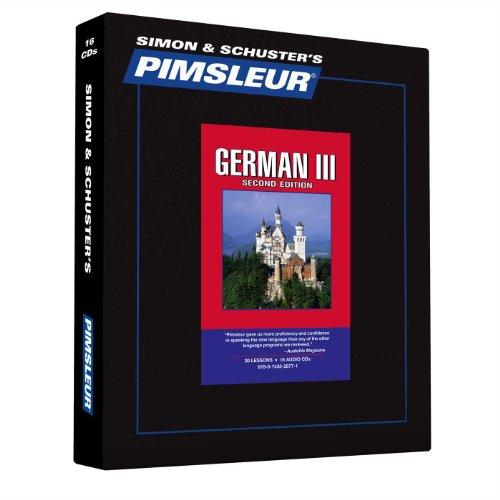9780743528771: Pimsleur German III