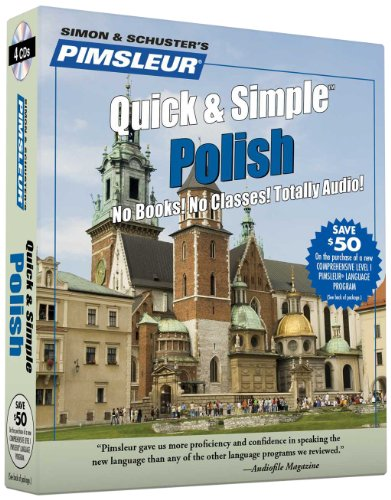 9780743528870: Polish, Q&s: Learn to Speak and Understand Polish with Pimsleur Language Programs (Quick & Simple)