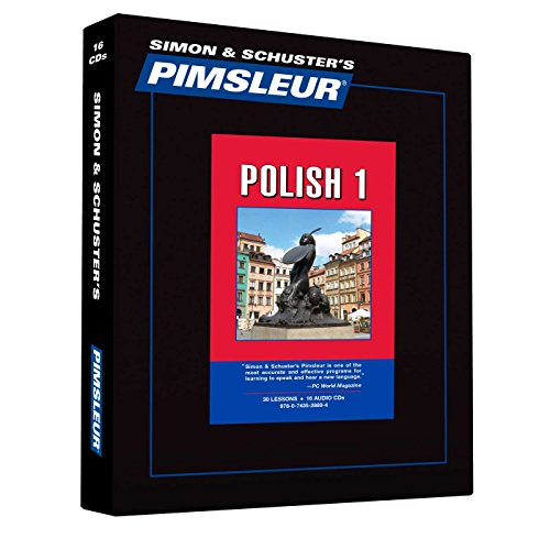 9780743528894: Pimsleur Polish Level 1 CD: Learn to Speak and Understand Polish with Pimsleur Language Programs (Comprehensive)