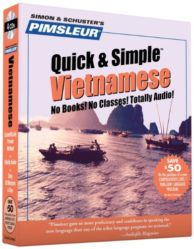 9780743528979: Vietnamese, Q&S: Learn to Speak and Understand Vietnamese with Pimsleur Language Programs (Quick & Simple)