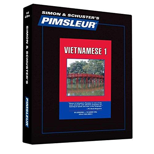 9780743528993: Pimsleur Language Program Vietnamese I: Comprehensive