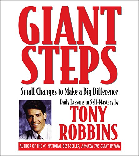 9780743529013: Giant Steps: Small Changes to Make a Big Difference