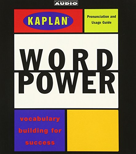 9780743529983: Kaplan Word Power: Vocabulary Building for Success