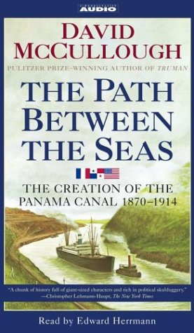 9780743530170: The Path Between the Seas: The Creation of the Panama Canal, 1870-1914