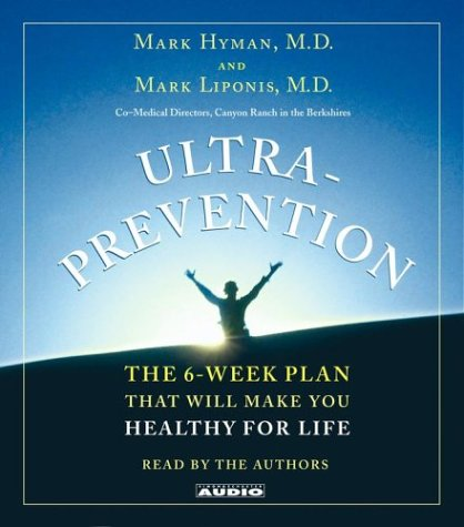 9780743530460: Ultraprevention: The 6-Week Plan That Will Make You Healthy for Life