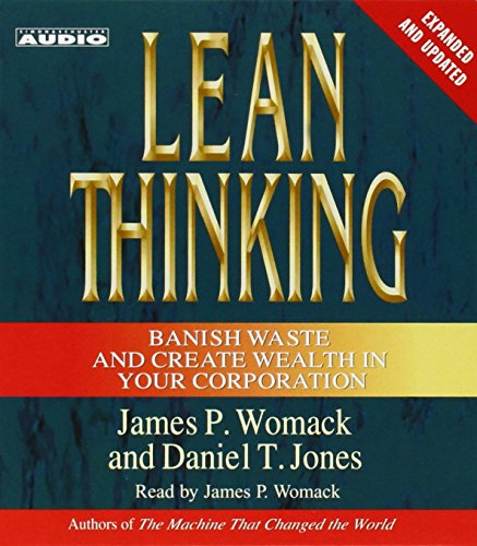 9780743530484: Lean Thinking: Banish Waste and Create Wealth in Your Corporation