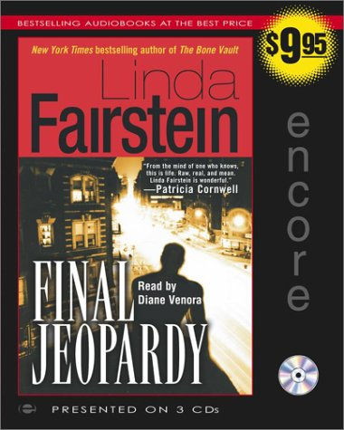 Final Jeopardy: Fairstein, Linda