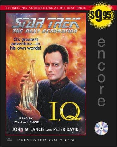 9780743532754: I,Q (Star Trek Next Generation)