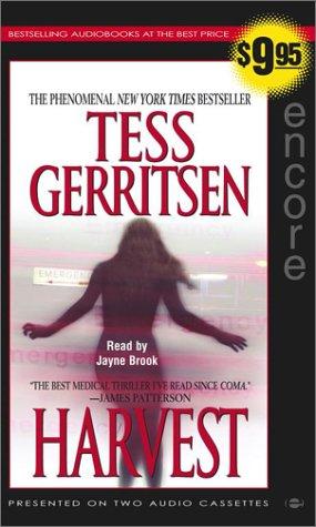 """Harvest """" Signed """": Gerritsen, Tess"""