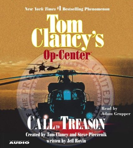 9780743533423: Tom Clancy's Op-Center: Call To Treason
