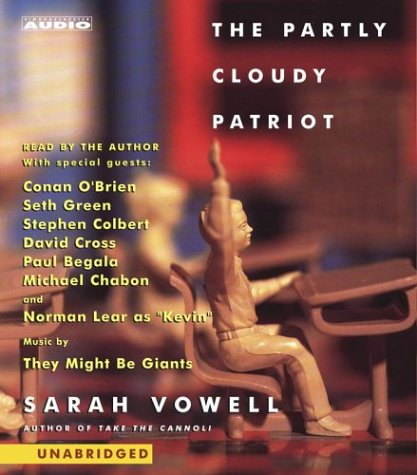 9780743533485: The Partly Cloudy Patriot