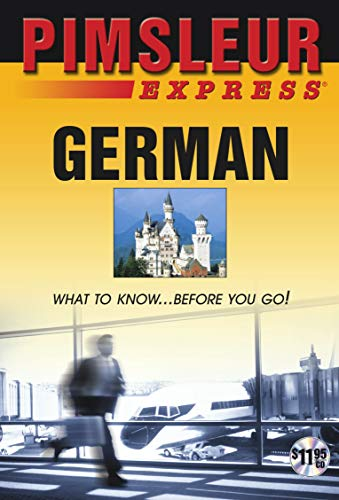 Pimsleur Express - German: Pimsleur Language Programs