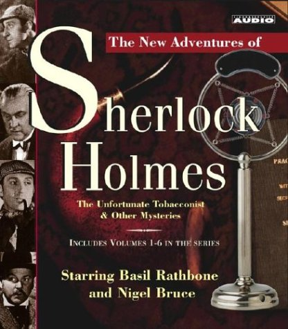 9780743533959: The Unfortunate Tobacconist & Other Mysteries: The New Adventures of Sherlock Holmes Volumes 1-6