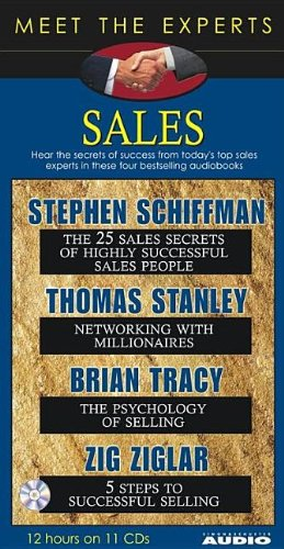 9780743536158: Meet the Experts: Sales