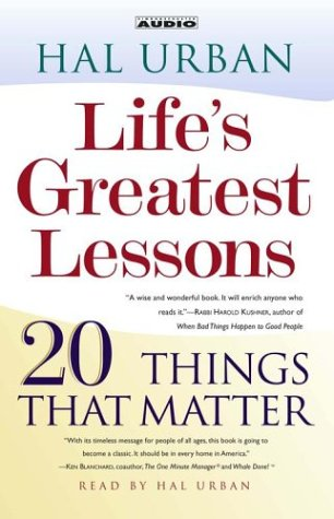 9780743536356: Life's Greatest Lessons: 20 Things That Matter