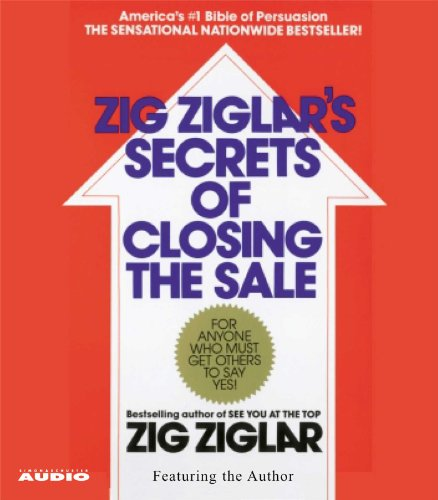 9780743537254: The Secrets of Closing the Sale