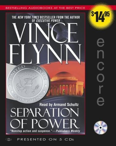 9780743537971: Separation Of Power (Mitch Rapp Novels)