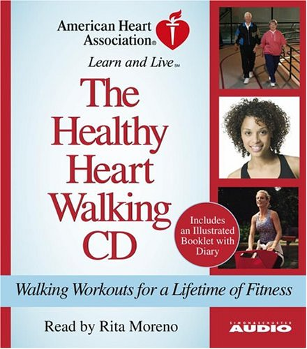 9780743539494: The Healthy Heart Walking Program: Walking Workouts For A Lifetime Of Fitness: 1