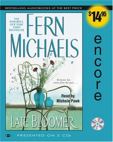 Late Bloomer, Audio Book on CD: Michaels, Fern