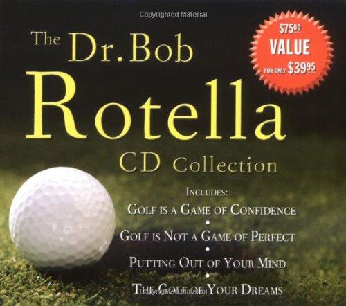 9780743544771: The Dr. Bob Rotella CD Collection