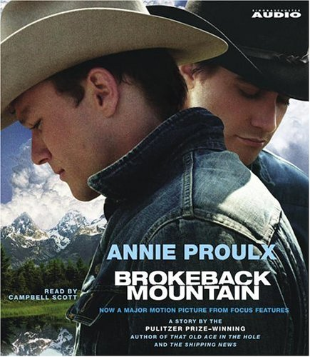 9780743550109: Brokeback Mountain