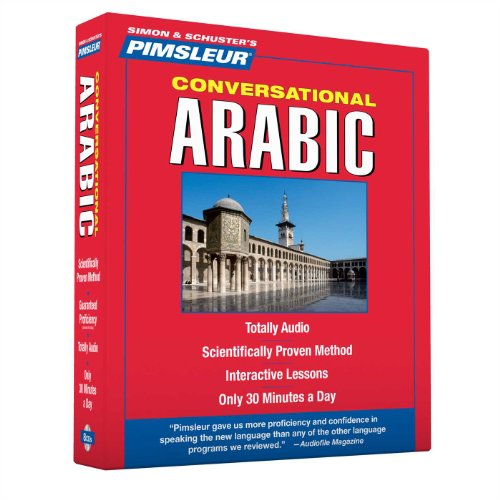 9780743550482: Conversational Arabic [With CD Holder] (Pimsleur Instant Conversation)