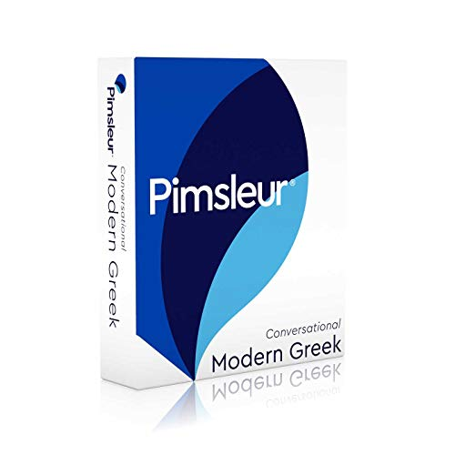 9780743550512: Pimsleur Conversational Modern Greek