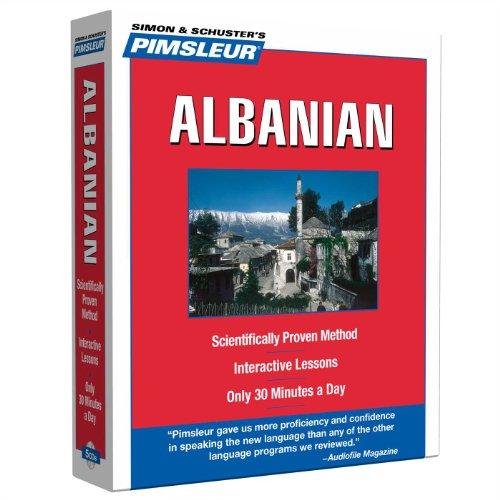 9780743550581: Pimsleur Albanian